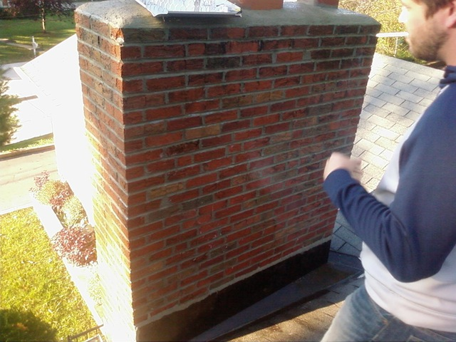 Brilliant Chimney Repairs Costs How To And Other Questions Answered Interior Design Ideas Skatsoteloinfo