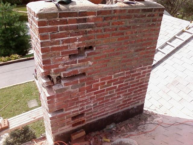 Chimney Repair Service Atek Tuckpointing