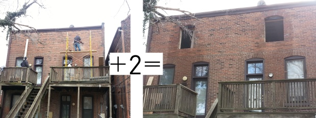 Brick Math: Adding & Subtracting Windows & Doors from your wall.