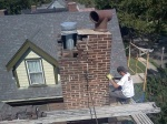 More than one way to say chimney repair