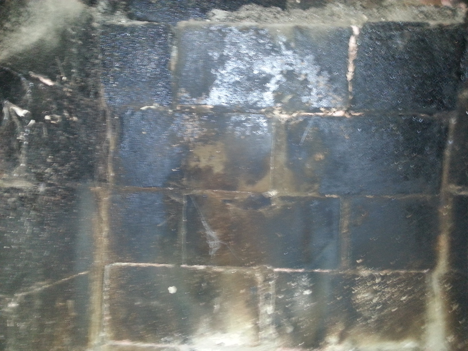 Firebox In Need Of Tuckpointing
