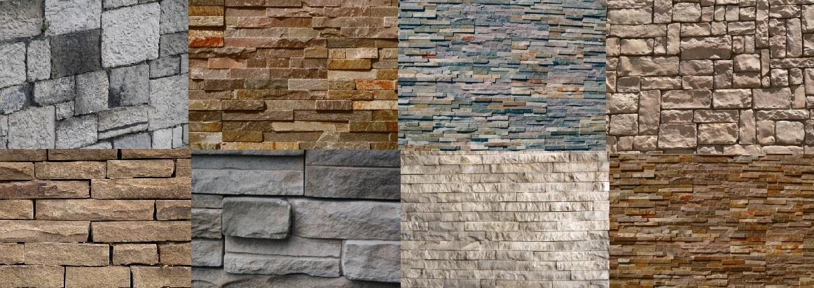 Faking it properly w faux brick and stone veneer atek for Brick and stone veneer
