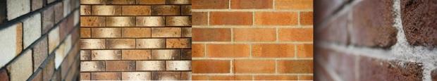 Thin brick veneer