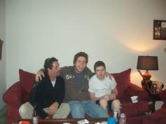 Jacob - Mike - Josh 2005